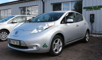 Nissan Leaf 2013 %s full фото 1